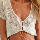 shirt,beige,loose,button,khaki,crop,top,jewels,blouse,lace,white crop tops,tank top
