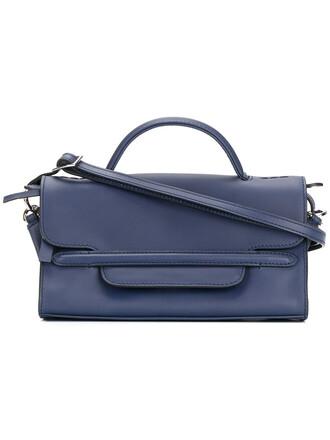 mini shoulder bag mini women bag shoulder bag leather blue