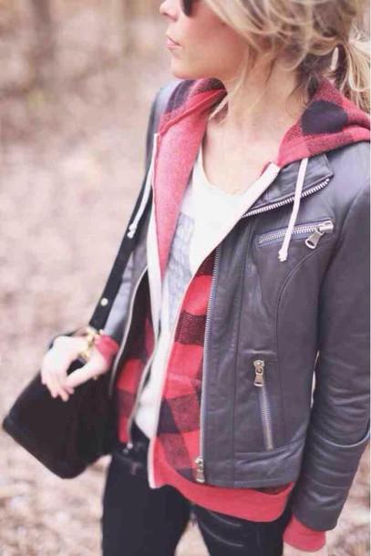 cardigan bag jacket