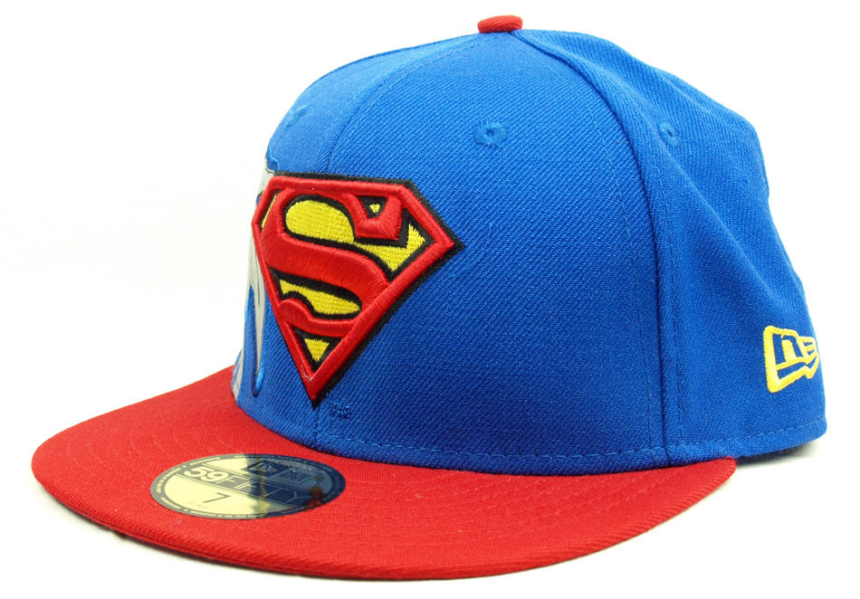 39da612a518 New Era Reflectique Superman Cap - 59FIFTY ~RECORDED POST ...