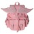 LUCID MOXIE › Sid pink winged backpack