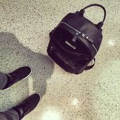 bag,maniere de voir,pony fur,backpack,rucksack