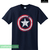 Captain America Logo T-shirt