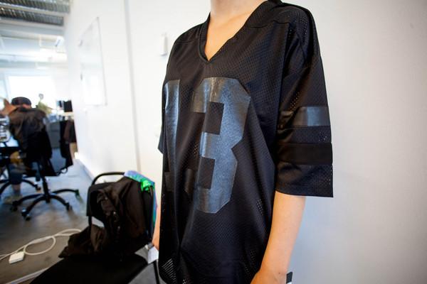 t-shirt black shirt fanny lyckman