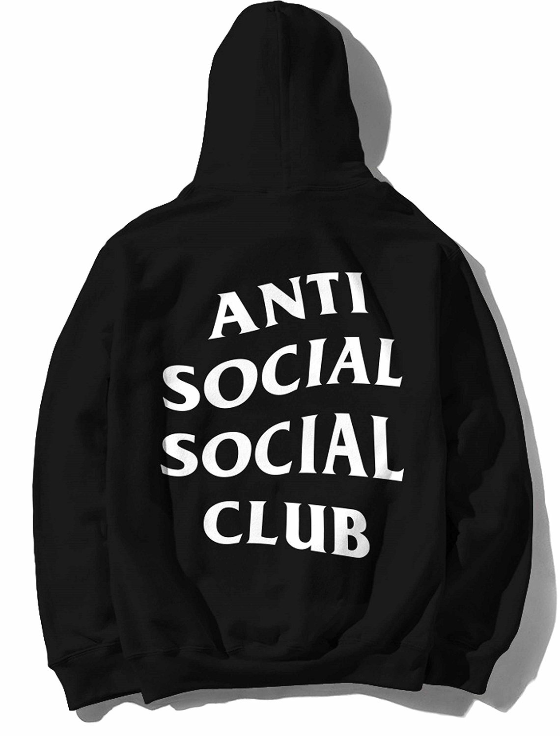 49fd58fb0fed AntiSocial Social Club Hoodie Black at Amazon Men s Clothing store