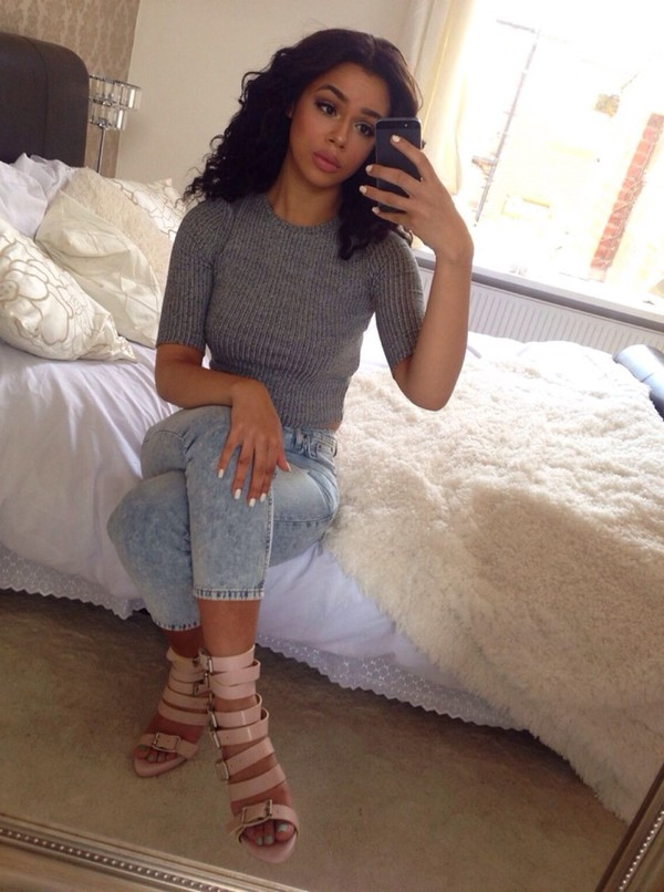 shoes fall outfits casual heels jeans shirt