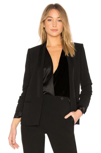 Rag & Bone blazer black jacket