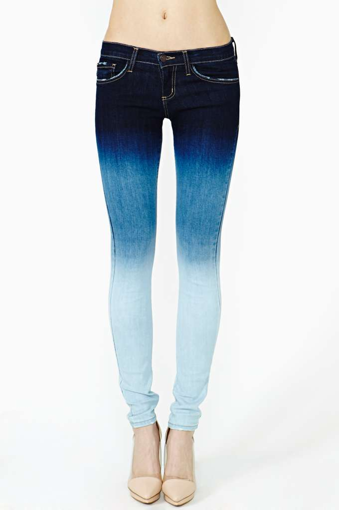 Easy Fade Skinny Jeans  in  Clothes at Nasty Gal
