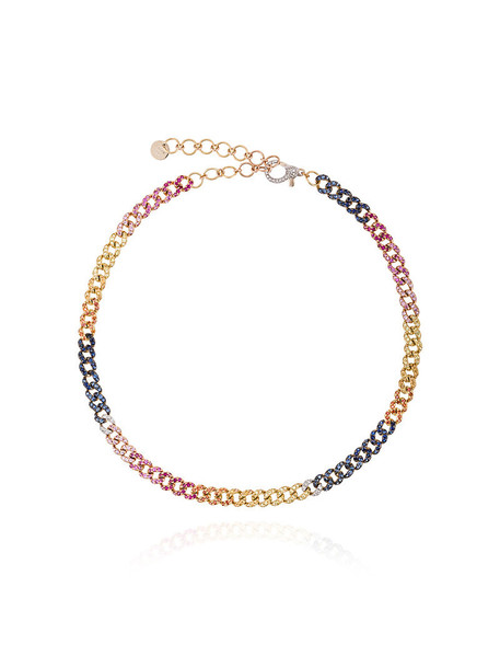 Shay mini rainbow women gold jewels
