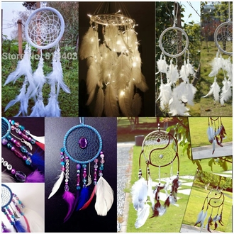 home accessory dreamcatcher cute
