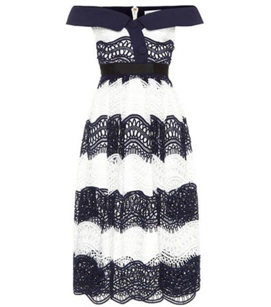 dress lace dress lace white
