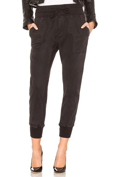 James Perse black pants