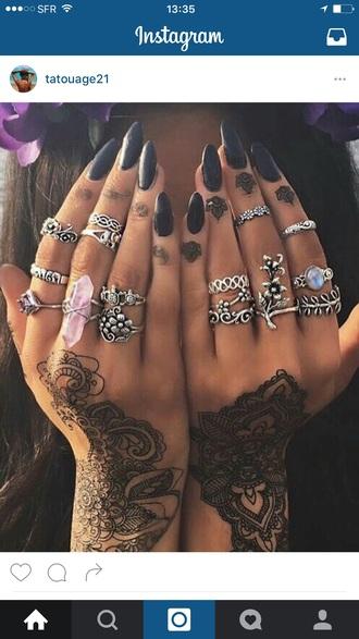 jewels jewelry ring silver ring crystal quartz crystal boho boho chic
