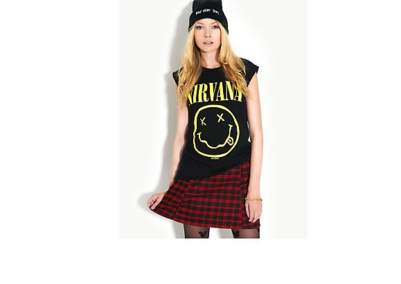 BLONDE & BLONDE  Nirvana T-Shirt - BANK Fashion