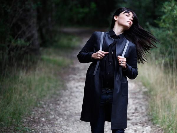 style heroine shirt coat jewels