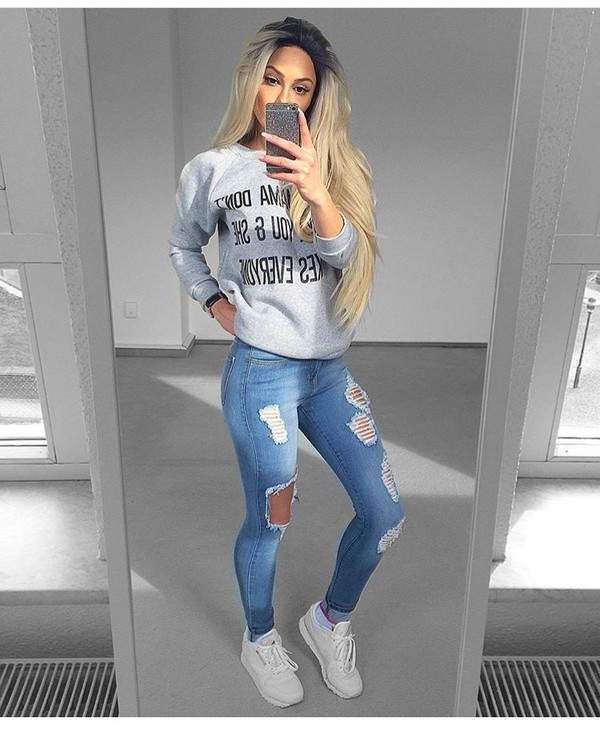 reebok classic outfit