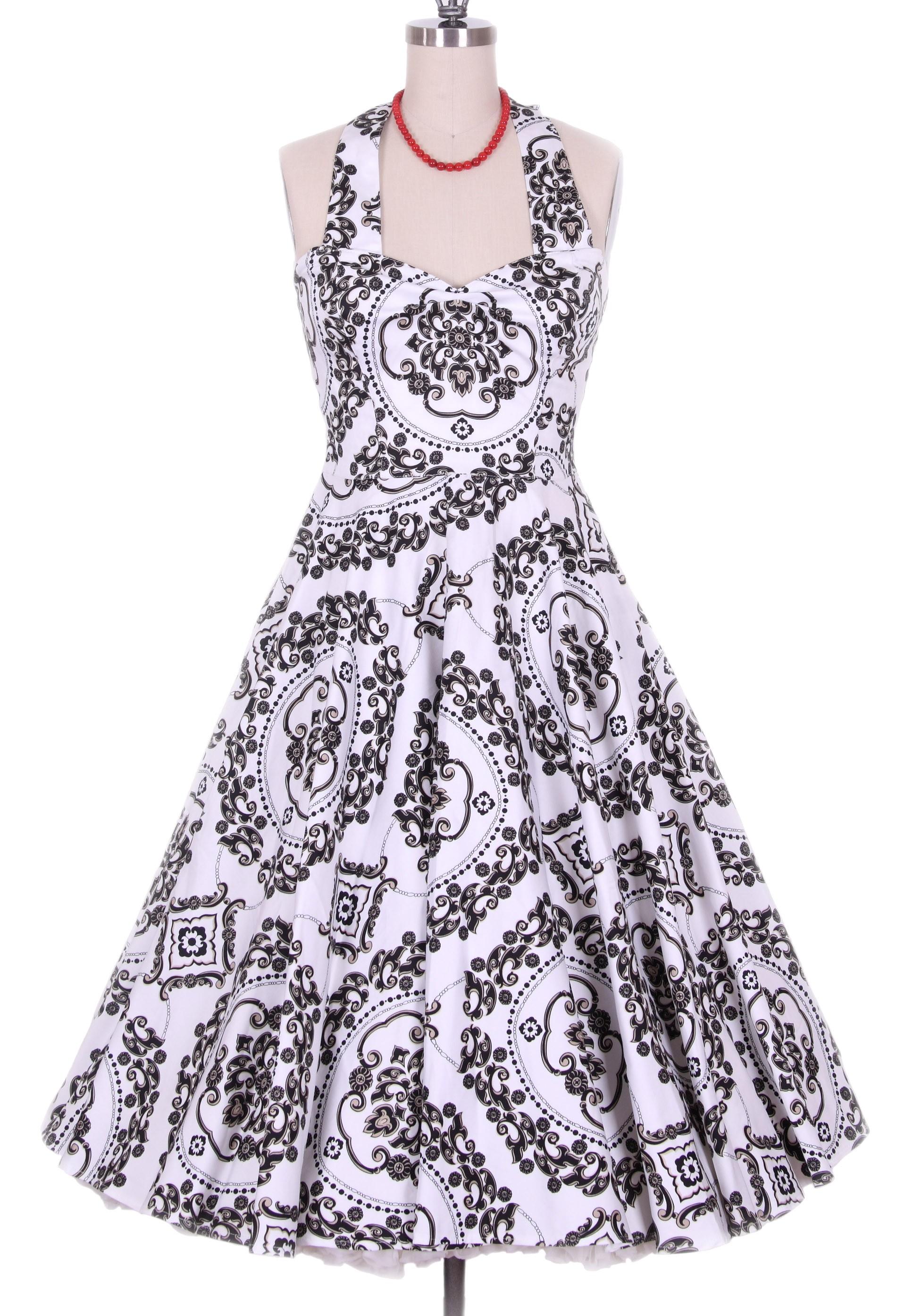 Stunning Tough but Sweet Damsel Dress