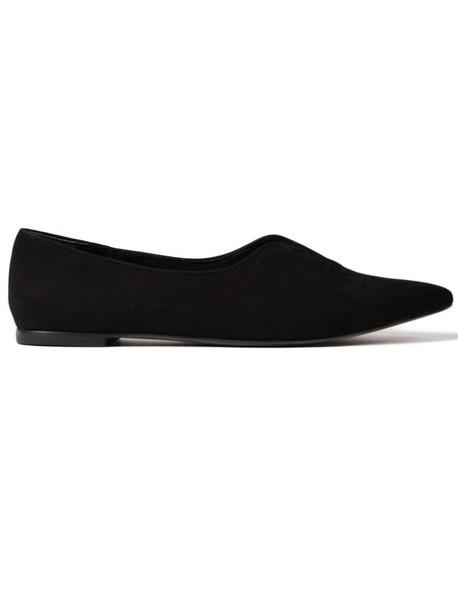 Tory Burch black shoes
