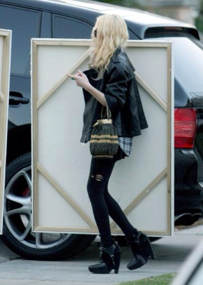 mary kate olsen shoes high heels olsens pants