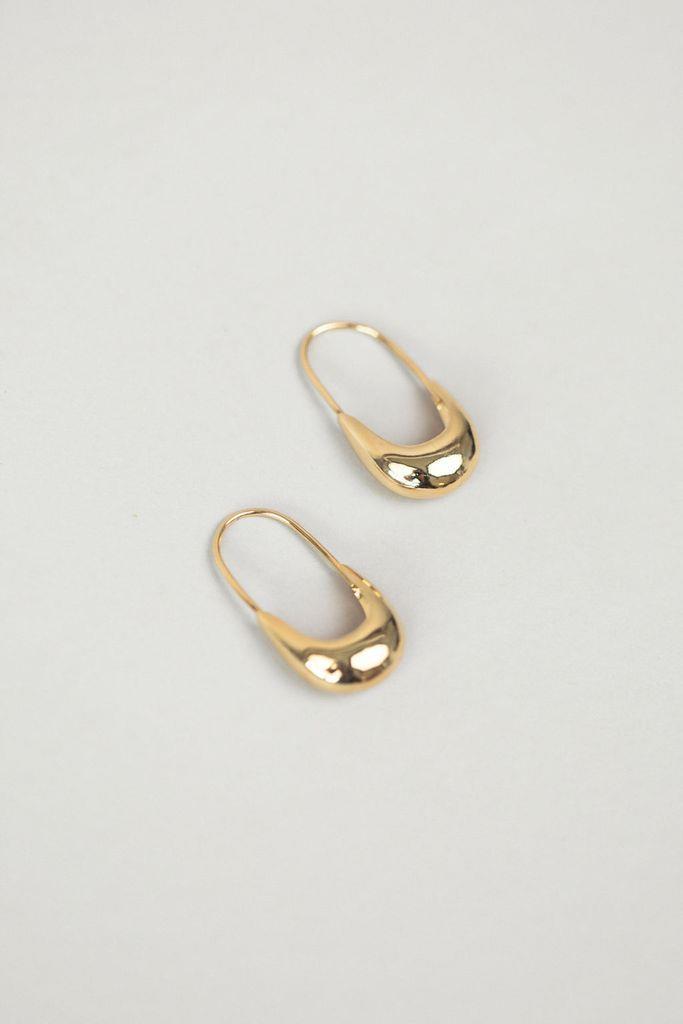 Marta Earrings in Gold