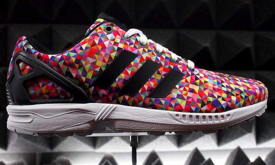multicolor adidas shoes