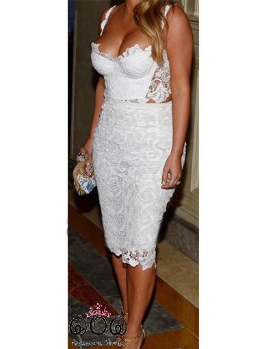 Celebrity sexy dress