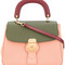 Burberry - large runaway tote - women - calf leather - one size, nude/neutrals, calf leather