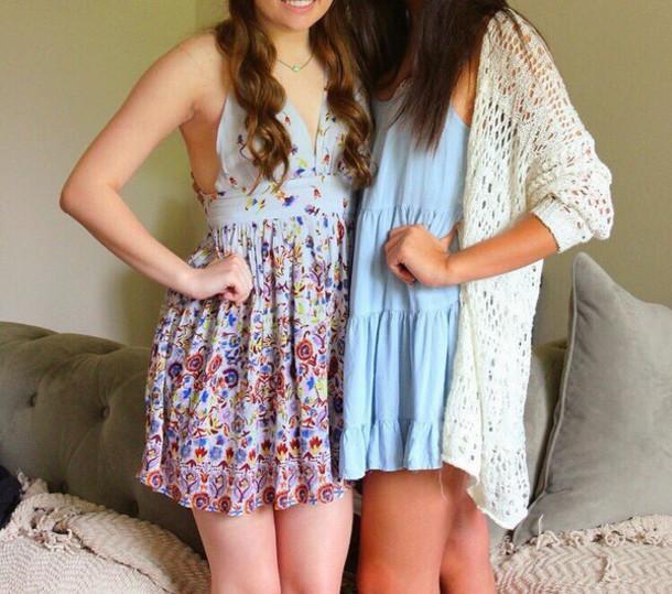 dress summer dress mini dress