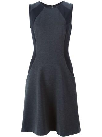 dress sleeveless dress sleeveless women spandex grey