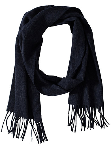 Cashmere Scarf - Filippa K - Navy - Accessories Miscellaneous - Accessories - Men - Nelly.com