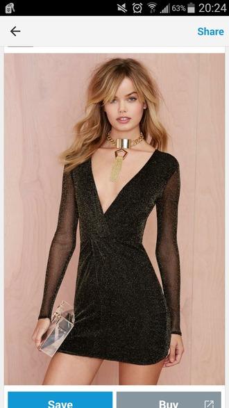 dress bodycon dress sparkly dress sparkle dress glitter dress lbd