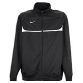 jacket,nike jacket,full zip up,black jacket