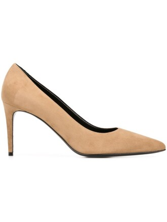 paris pumps nude shoes