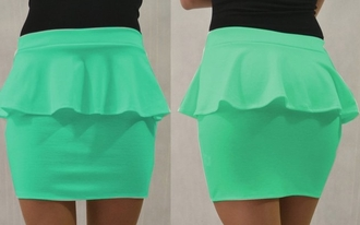 skirt neon neon skirt sexy mini skirt neon swimwear this color this color exact ally like this!
