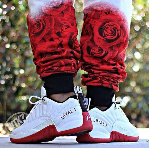 red white cute roses sweatsuit , money , pyramids mens shoes