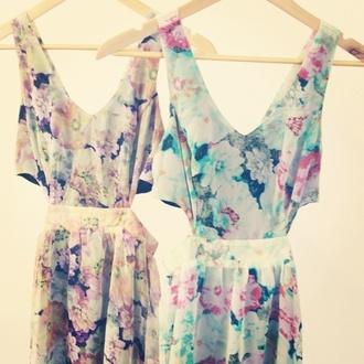 dress cut-out cut out cut-out dress cut out dress side cutouts side cut outs floral dress dress with side cutouts floral summer cute