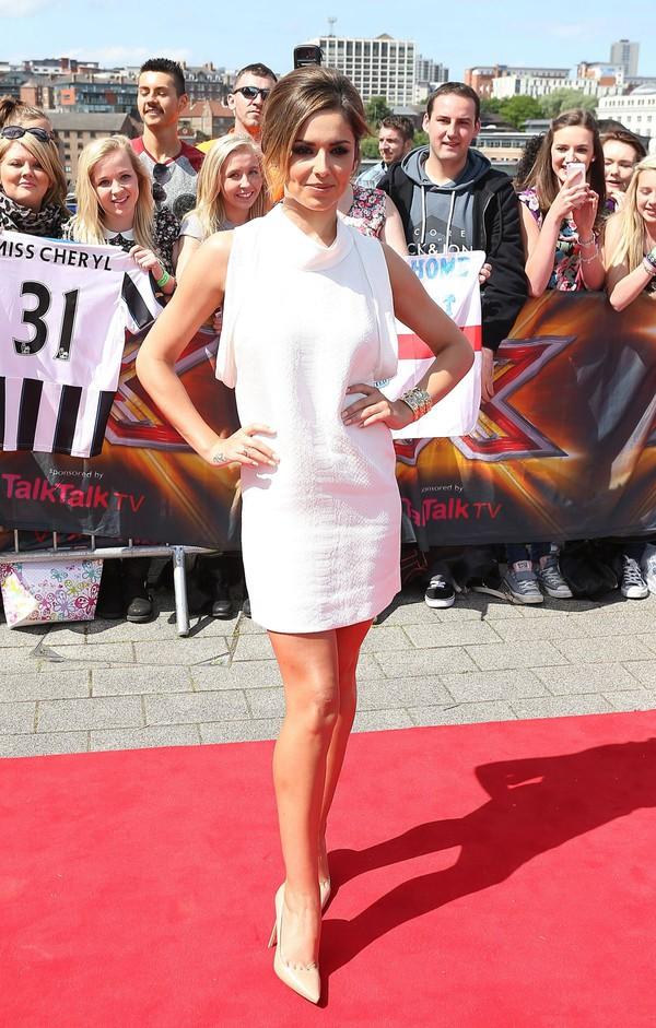 cheryl cole dress