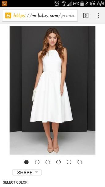 ec10c0fc4a7 dress lulus white dress graduation dress