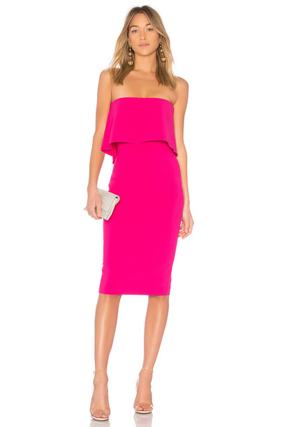 Likely dress pink