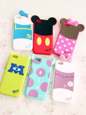 phone cover iphone disney mickey mouse minnie mouse