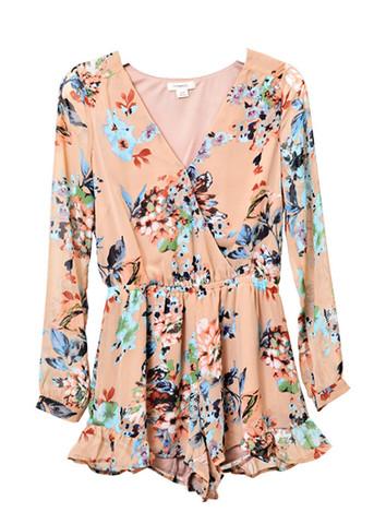 Peachy Keen Romper                           | Bellarte Clothing