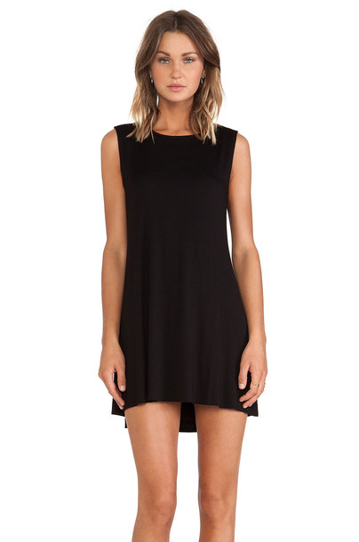 MICHAEL LAUREN dress sleeveless dress sleeveless black