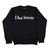Dior Homie Sweatshirt Black | Asthetiques ($120.00) - Svpply