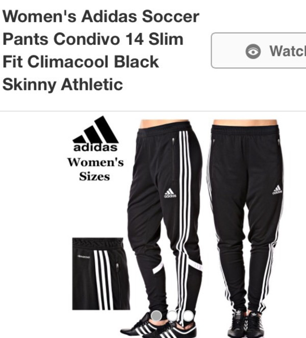 Amazon.com   adidas Performance Women s Condivo Training Pant ... 5ca93eabcfdd9