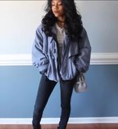 coat,jacket,blue,blue jacket,winter jacket,short winter jacket,blue coat,blue jacket windbreaker,vintage,vintage jacket,thrift,tumblr,tumblr jacket,youtuber,youtube