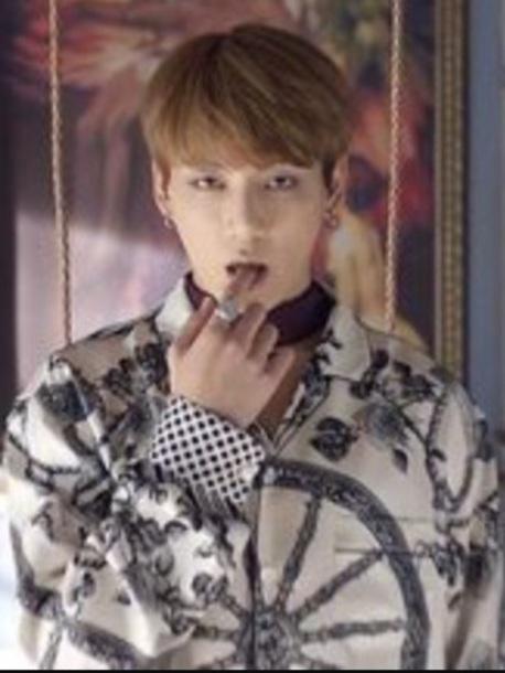 shirt jungkook bts