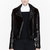 Mackage Burgundy Fur & Leather Biker Jacket for women | SSENSE