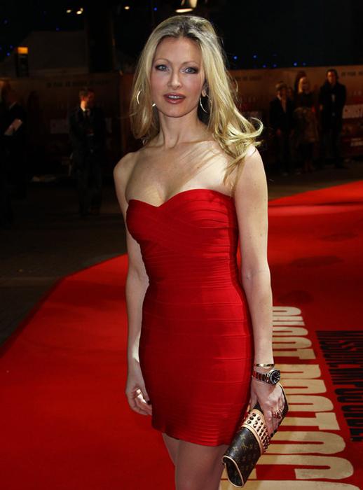 Cocktail Dress - Bqueen Strapless Bandage Dress Red | UsTrendy