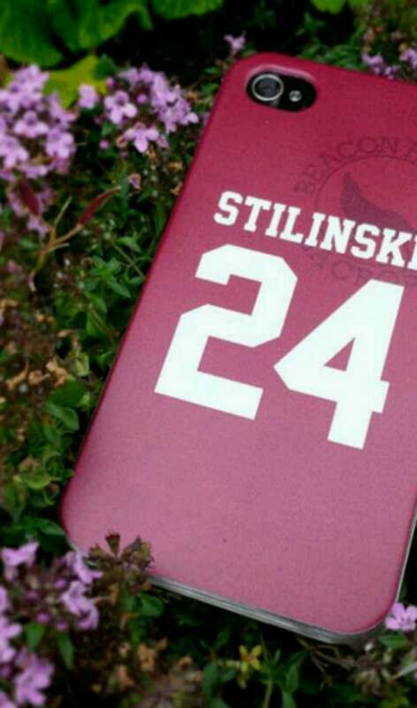 teen wolf stiles stilinski 24 phone cover