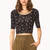 Sweet Floral Crop Top | FOREVER21 - 2000126609